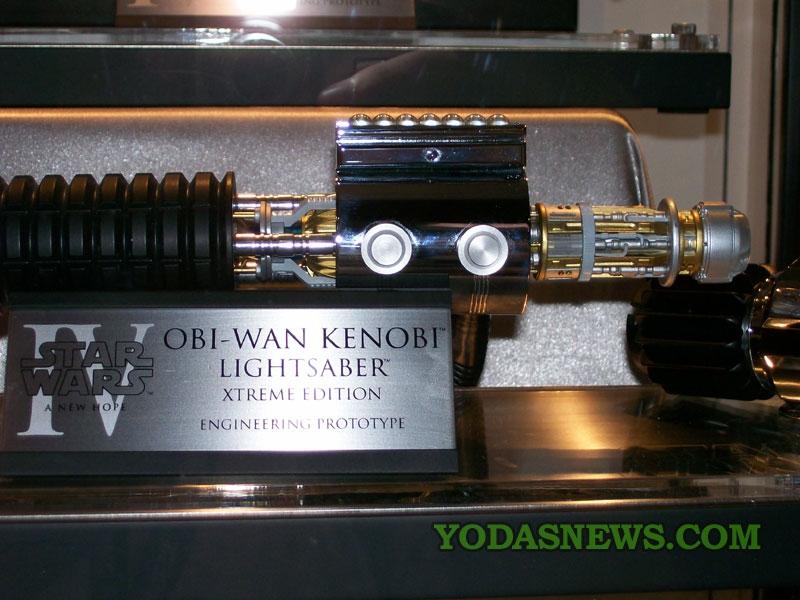 Efx - Obi Wan Kenobi Lightsaber Xtrem Edition - ANH 026