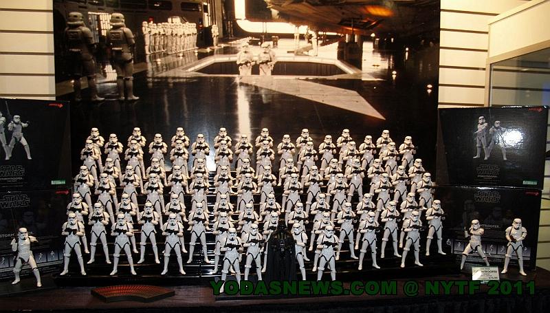 Kotobukiya Stormtrooper ArtFX + P1013589