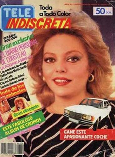 La Super Pop.,Teleindiscreta  y revistas de entonces Teleindiscreta1