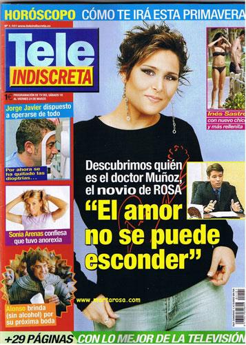 La Super Pop.,Teleindiscreta  y revistas de entonces Teleindiscreta10