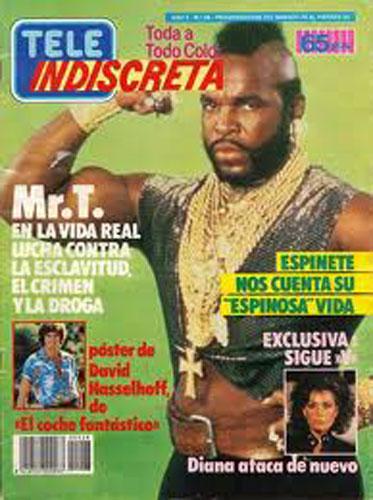 La Super Pop.,Teleindiscreta  y revistas de entonces Teleindiscreta3