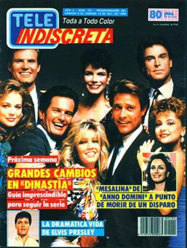 La Super Pop.,Teleindiscreta  y revistas de entonces Teleindiscreta5