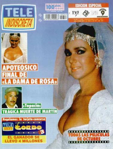 La Super Pop.,Teleindiscreta  y revistas de entonces Teleindiscreta6