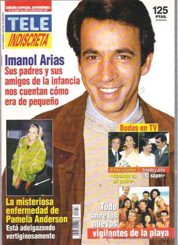 La Super Pop.,Teleindiscreta  y revistas de entonces Teleindiscreta7