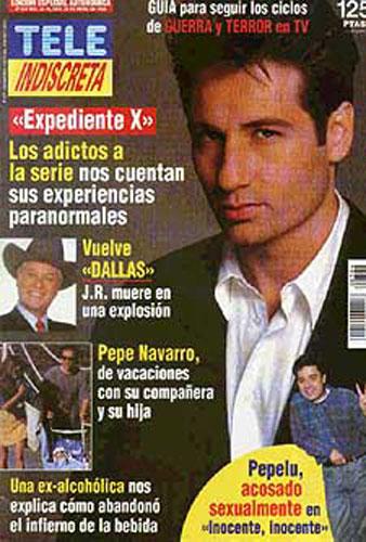 La Super Pop.,Teleindiscreta  y revistas de entonces Teleindiscreta9
