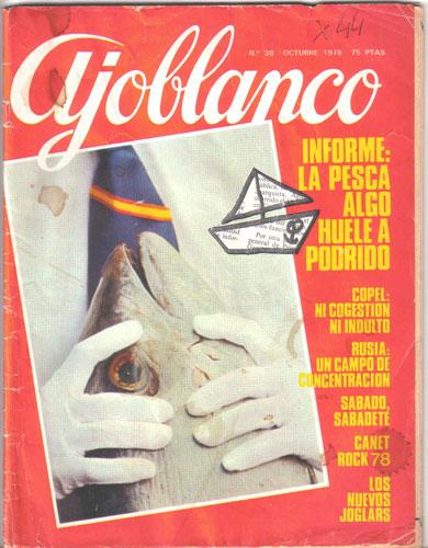 La Super Pop.,Teleindiscreta  y revistas de entonces Ajoblanco1