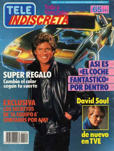 La Super Pop.,Teleindiscreta  y revistas de entonces Teleindiscreta031