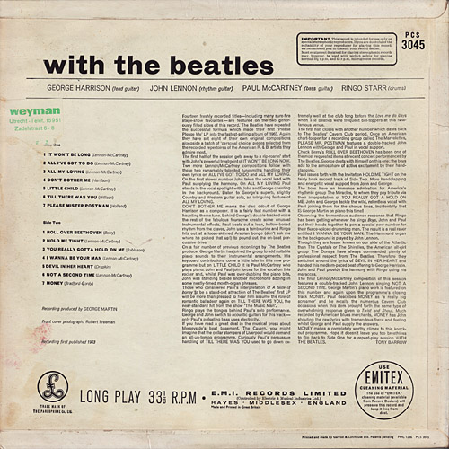 With The Beatles  With_y2_st_gramo_small_back_large