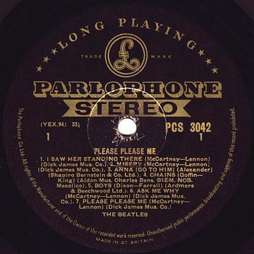 Please Please Me Please_gold1_st_side1_large