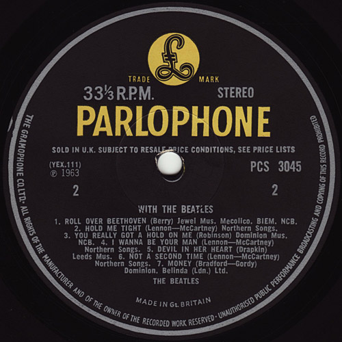With The Beatles  With_y2_st_gramo_small_side2_large