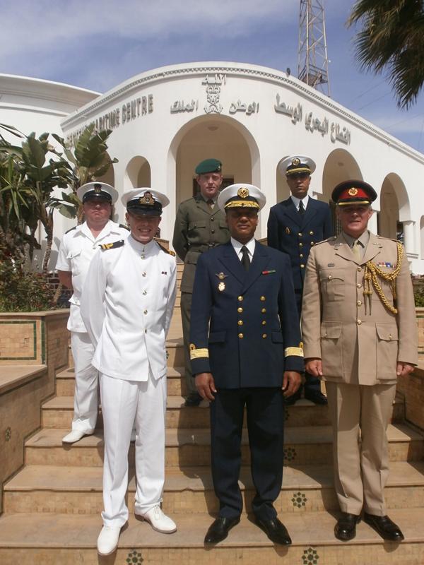 Navires en visite au Maroc - Page 9 Casablanca2
