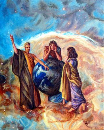 """Tsev qhia Ntuj Kev Cai """"PEB TXIV NYOB SAUM NTUJ"""" The-kingdom-of-God-small"""
