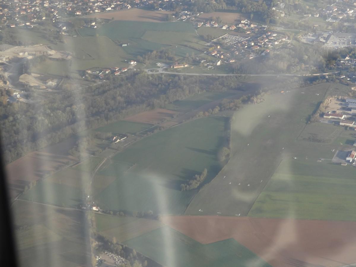 Vol de fin d'après-midi vers Annecy Annecy_01m