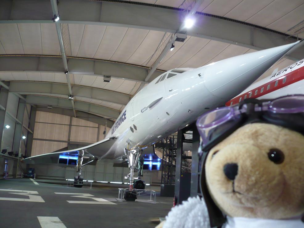 Les vols de la mascotte - Page 5 Bourget2010090m