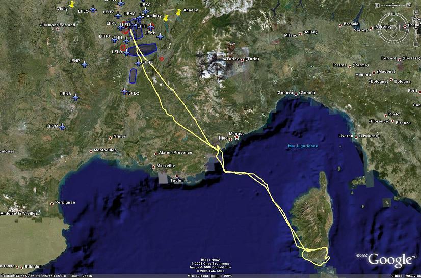 Corsica : Les JA sur l'Ile de Beauté ? - Page 7 Trace1ja