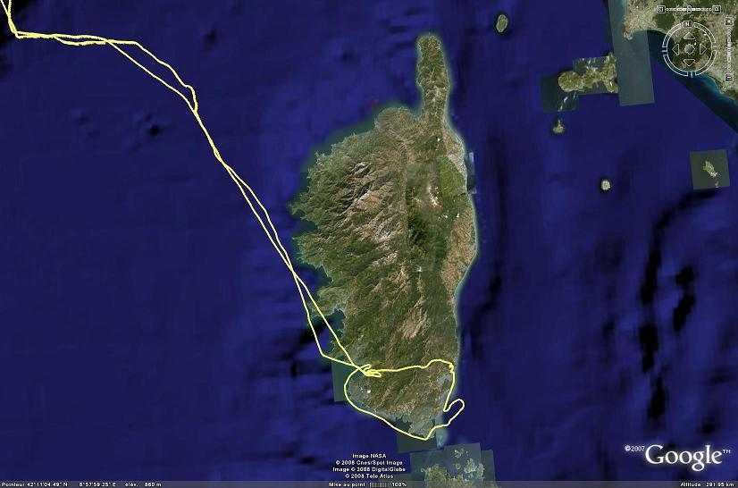 Corsica : Les JA sur l'Ile de Beauté ? - Page 7 Trace2ja