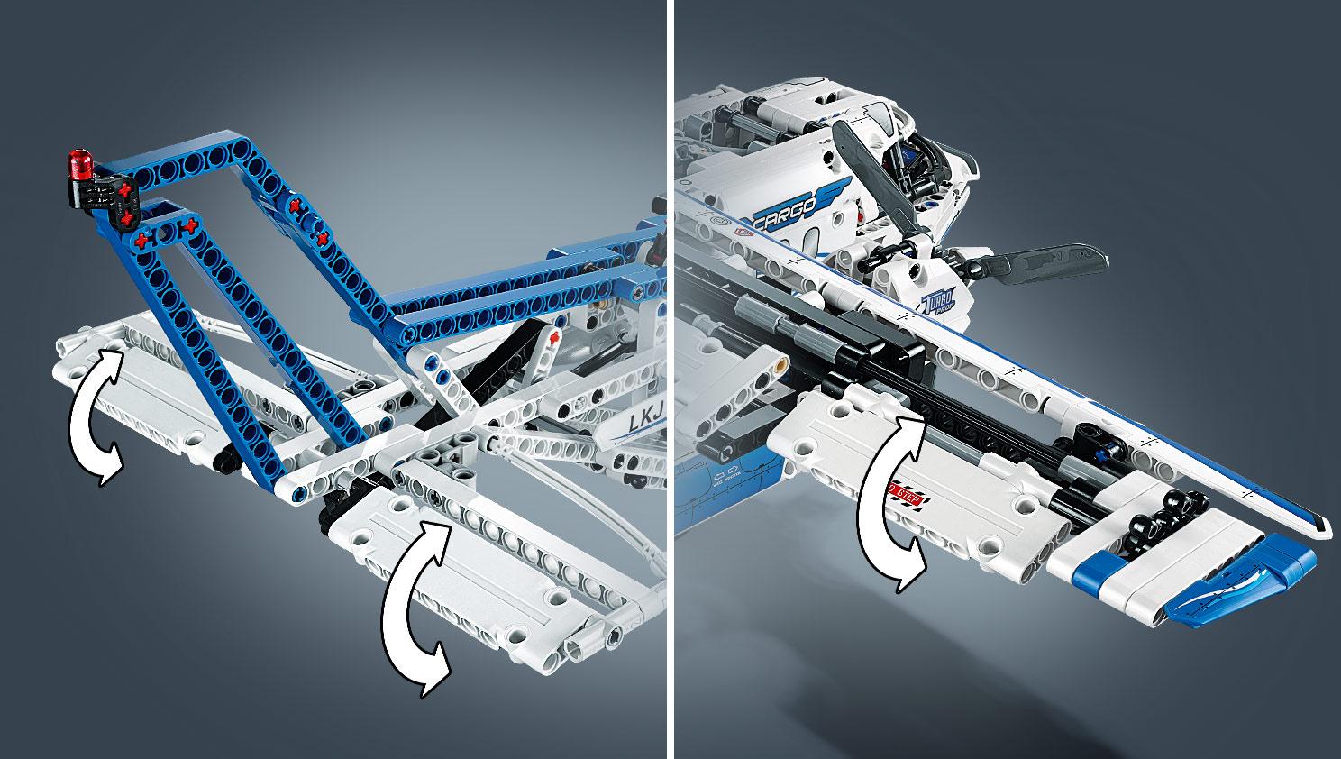 Lego Technic 42025 : l'avion cargo 42025_Additional-Image_06