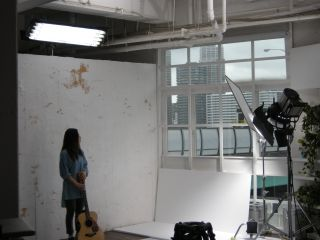 Staff Diary (2012.07.17) — A Scenery of a Certain Shooting 2012.07.17-Staff-Diary