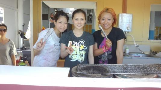 Takaco Inoue's blog (2012.07.17) — YUI at the Beach! 2012.07.17-Takaco-Inoue-04-534x300