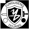 Invitation letter to the 10th(!) season Yunguseng Dojang! Teacher In-seong Hwang 7dan Yd_logo