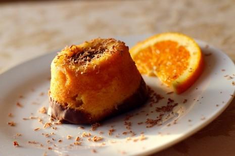 طريقة تحضير وعمل كيكة البرتقال Orange Cake Dessert-398966_640-465x309