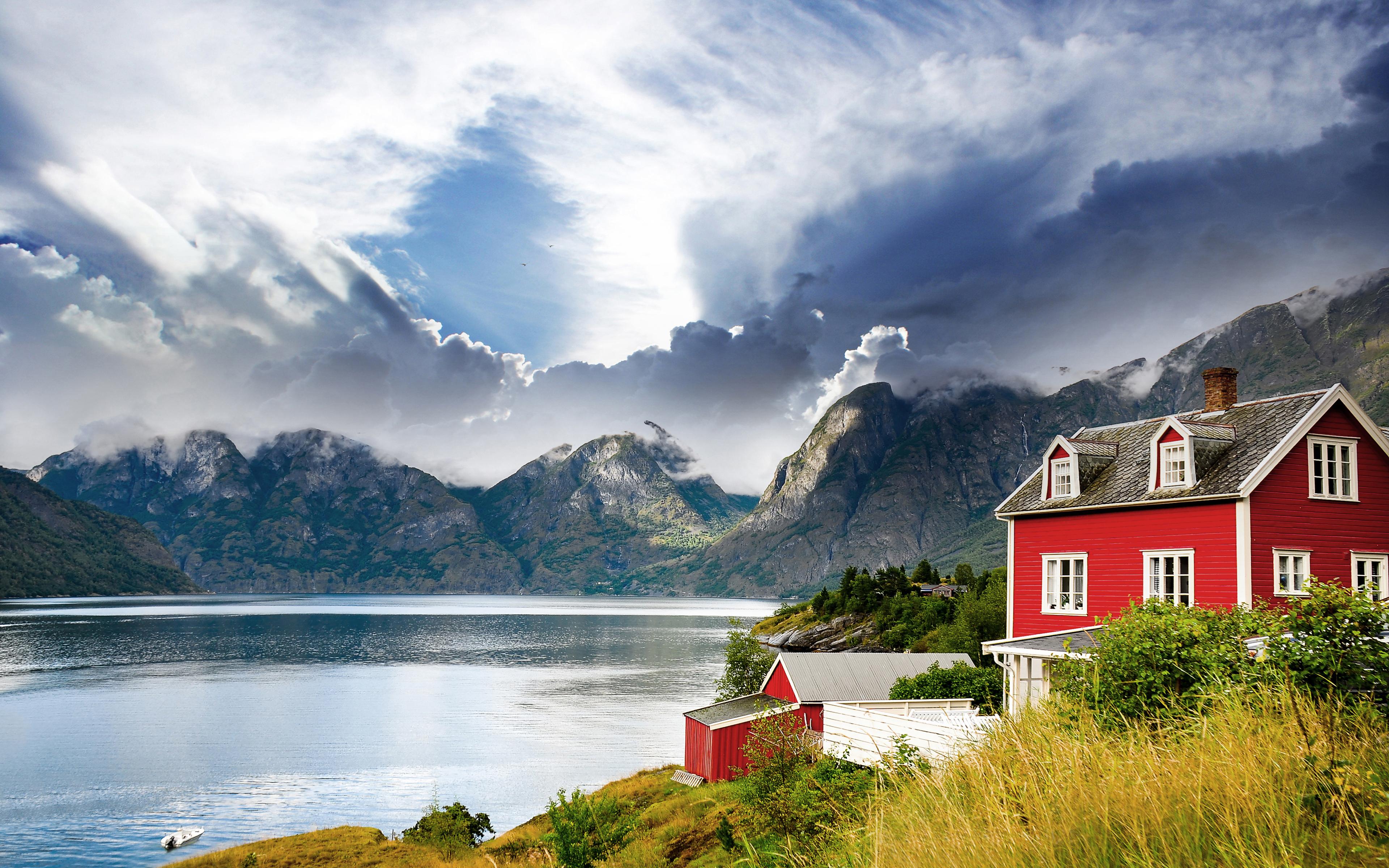 Роскошные пейзажи Норвегии - Страница 5 Pejzazh