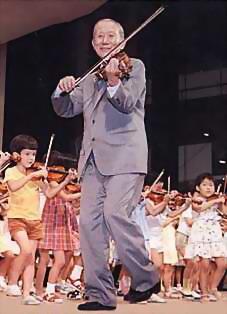 Violinski ključ Suzuki2
