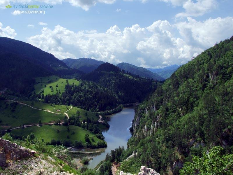 Jezera Zaovine-Spajici-2