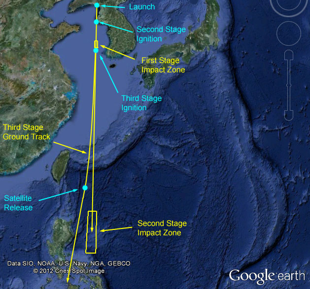 Unha-3 (Kwangmyŏngsŏng-3) - 12.4.2012 [Echec] - Page 2 UnhaYaw