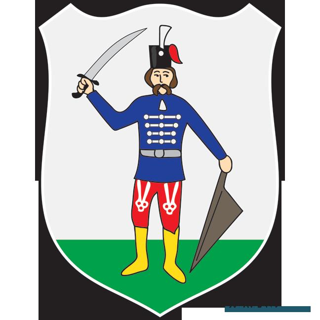 Teritorijalna veksilologija i heraldika Srbije Ada-grb