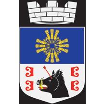 Teritorijalna veksilologija i heraldika Srbije Barajevo-grb-srednji