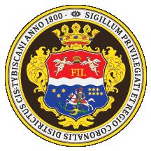 Teritorijalna veksilologija i heraldika Srbije Becej-grb-srednji