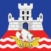 Teritorijalna veksilologija i heraldika Srbije Beograd-zastava