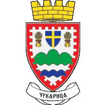 Teritorijalna veksilologija i heraldika Srbije Cukarica-grb-srednji