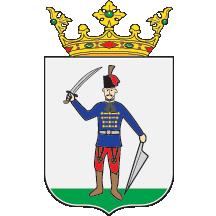 Teritorijalna veksilologija i heraldika Srbije Kanjiza-grb-srednji