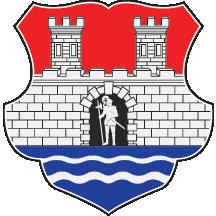 Teritorijalna veksilologija i heraldika Srbije Pancevo-grb