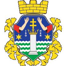 Teritorijalna veksilologija i heraldika Srbije Ruma-grb-srednji