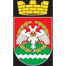 Teritorijalna veksilologija i heraldika Srbije Savski-venac-grb-srednji