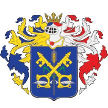 Teritorijalna veksilologija i heraldika Srbije Senta-grb-srednji