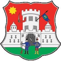 Teritorijalna veksilologija i heraldika Srbije Sombor-grb