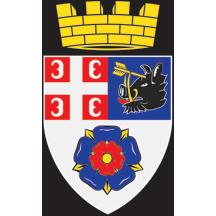 Teritorijalna veksilologija i heraldika Srbije Vozdovac-grb-srednji