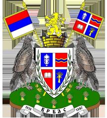 Teritorijalna veksilologija i heraldika Srbije Vrbas-grb-veliki
