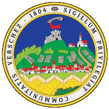 Teritorijalna veksilologija i heraldika Srbije Vrsac-grb-srednji