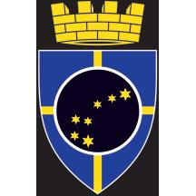 Teritorijalna veksilologija i heraldika Srbije Zvezdara-grb-srednji