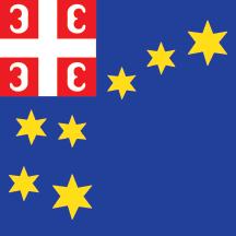 Teritorijalna veksilologija i heraldika Srbije Zvezdara-zastava