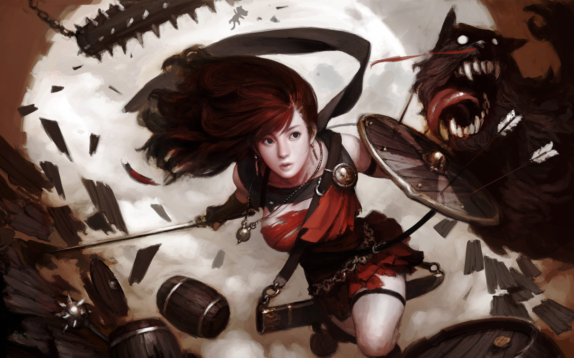 Deuses do fogo Fantasy_Girl_warrior_battle_with_the_dogs_025638_