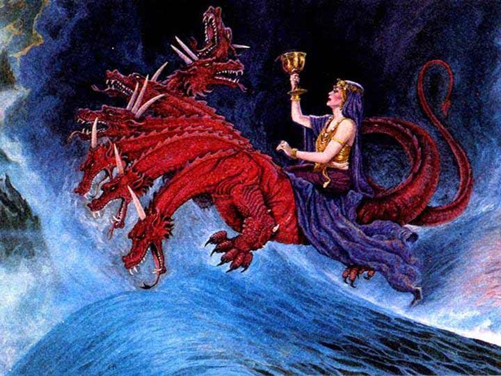 Tajemnica Wielkiej Nierządnicy i  Babilonu Wielkiego rozwiązana! Harlot