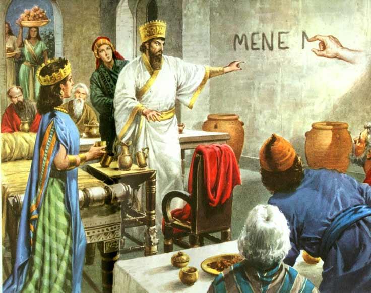 Tajemnica Wielkiej Nierządnicy i  Babilonu Wielkiego rozwiązana! Mene