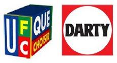 DARTY : contrat de méfiance ! UFC-Darty