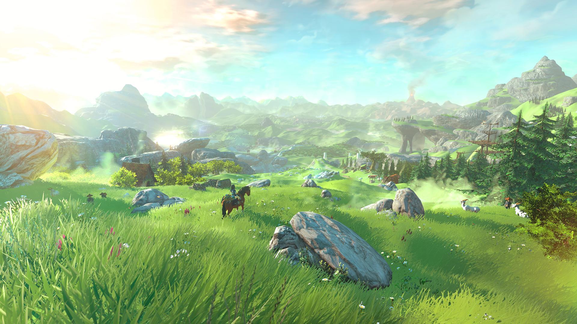 [GAMES] The Legend of Zelda (Nintendo Wii U) - Gameplay! Zelda-u-e3-2014-1